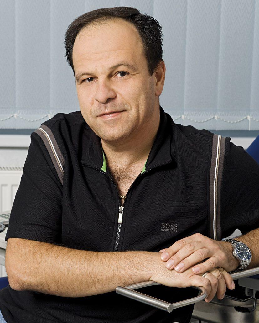 MUDr. Jozef Španka